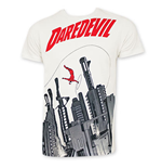 T-Shirt Daredevil Gun City Off