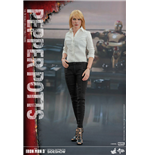 Iron Man 3 Movie Masterpiece Actionfigur 1/6 Pepper Potts 28 cm