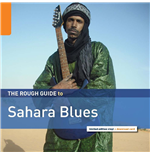 Vinyl Rough Guide To Sahara Blues (The)