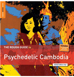 Vinyl Rough Guide To Psychedelic Cambodia (The)