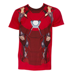 Kostüm Captain America  Civil War IRON MAN