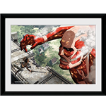 Kunstdruck Attack on Titan 197956