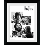 Kunstdruck Beatles 198006