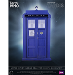 Doctor Who Diorama 1/6 11th Doctor TARDIS 51 cm