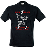 T-Shirt Black Sabbath  198322