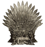 Game of Thrones POP! Television Vinyl Figur Iron Throne NYCC Exclusive 14 cm