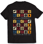 T-Shirt Game of Thrones  198467