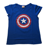 T-Shirt Captain America  198547