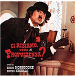 Vinyl Ennio Morricone - Ci Risiamo, Vero Provvidenza? (Ltd. Edition Transparent Orange Vinyl 180gr.)