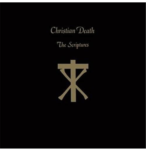 Vinyl Christian Death - The Scriptures (Coloured Edition)