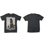 T-Shirt Asking Alexandria the Black Original Art