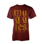 T-Shirt Harry Potter T-shirt Muggles