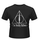 T-Shirt Harry Potter The Deathtly Hallows