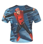 T-Shirt Captain Scarlet 199631