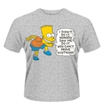 T-Shirt Die Simpsons DIDN'T Do It