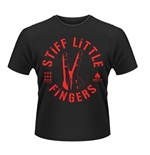 T-Shirt Stiff Little Fingers Digits