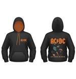 Sweatshirt AC/DC Let There Be Rock