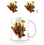 Deadpool Tasse Nerd