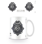 Gotham Tasse GCPD Badge