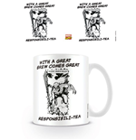 Marvel Retro Tasse Great Responsibili-Tea