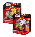 Star Wars Box Busters Starter Set Doppelpacks Sortiment (4)