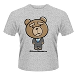 T-Shirt Ted Grrrrrrrrmondays