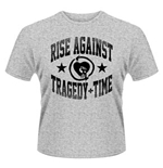 Rise Against T-Shirt TRAGEDY TIME