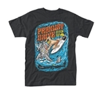 Parkway Drive T-Shirt SHARK PUNCH