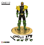 Judge Dredd Actionfigur 1/12 Judge Dredd 17 cm