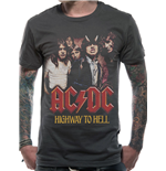 T-Shirt AC/DC - Highway To Hell Photo