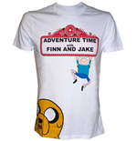 T-Shirt Adventure Time 201342