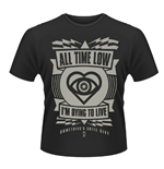 T-Shirt All Time Low  201704