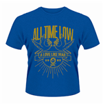 T-Shirt All Time Low  201719