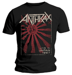 T-Shirt Anthrax