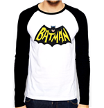 langärmeliges T-Shirt Batman 201906