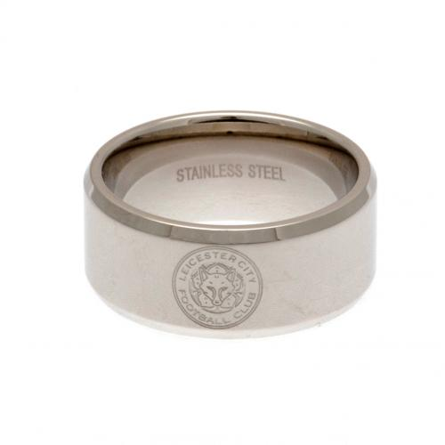Leicester City F.C. Ring - Größe S