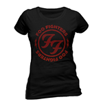 T-Shirt Foo Fighters  202620