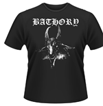 T-Shirt Bathory  - Goat