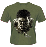 T-Shirt The Avengers - Age of Ultron - Hulk Face