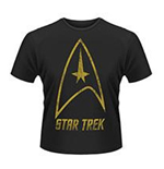 T-Shirt Star Trek  - Badge Logo