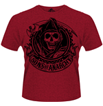 T-Shirt Sons of Anarchy - Reaper Banner