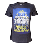 T-Shirt Space Invaders  203136