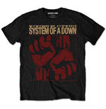 T-Shirt System of a Down 203198