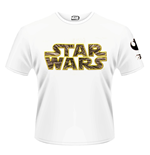 T-Shirt Star Wars  The Force Awakens - Hyperspace Logo