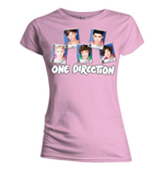 T-Shirt One Direction 203602