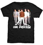 T-Shirt One Direction 203624