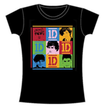 T-Shirt One Direction 203642