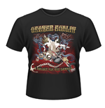 T-Shirt Orange Goblin 203717