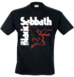 T-Shirt Black Sabbath  203864