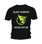 T-Shirt Black Sabbath  203867